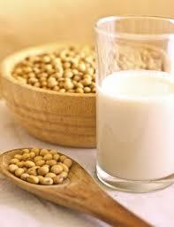 Lapte vegetal din soia fara gluten