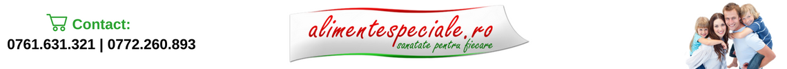 Blog AlimenteSpeciale.ro