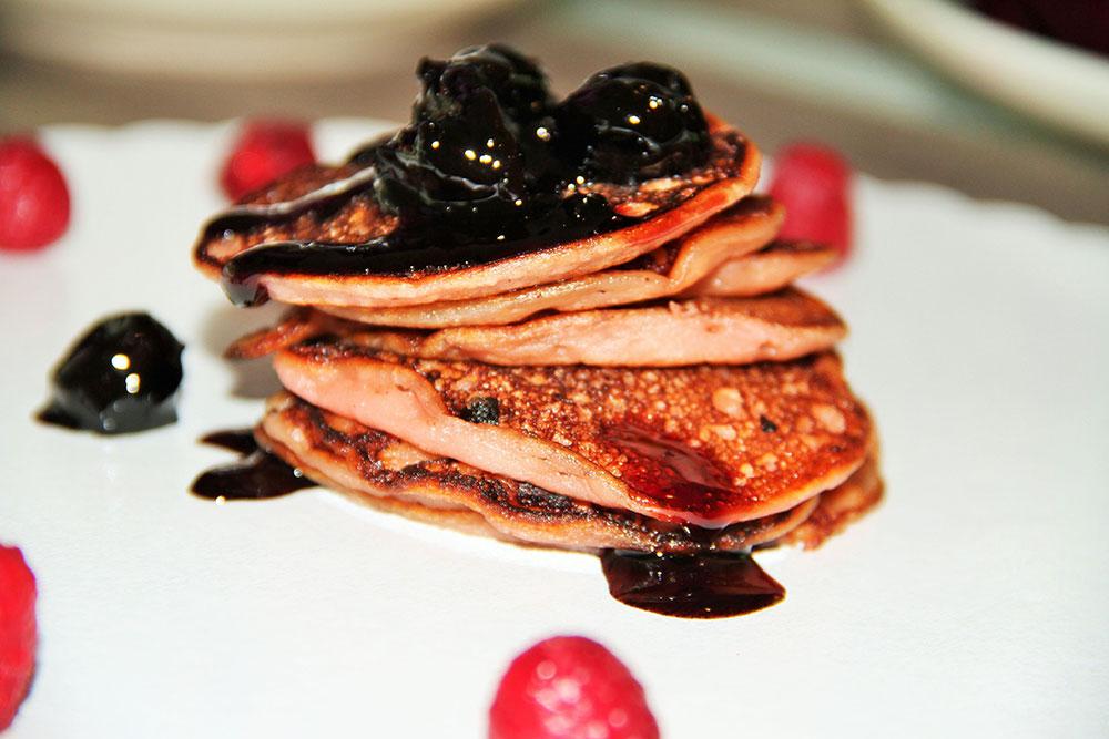 Cea mai simpla reteta de pancakes (fara gluten)